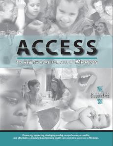 Access Plan Cover