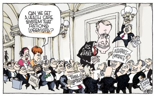 Health Cartoon