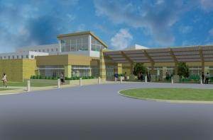 New benton Harbor facility