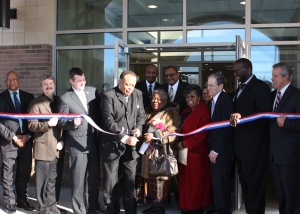 Ribbon cutting of Hamilton Community Health Centers' new Main Site in Flint