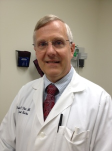 Dr. Tom Platt, Chief Medical Officer, Cherry Street Health Services